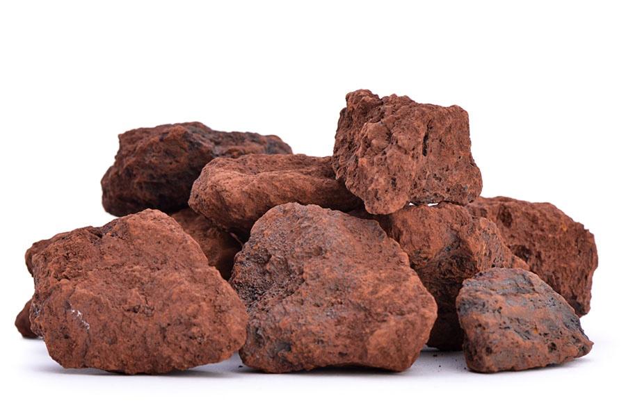 Raw Iron Ore
